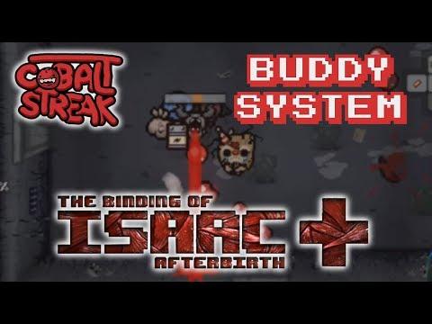 Afterbirth+ Unlocks #77 - Buddy System - Cobalt Streak