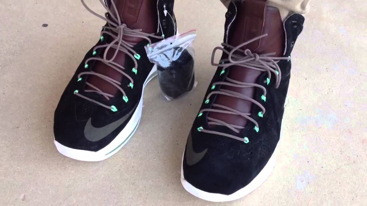 huge discount f7525 c1471 Nike Lebron X 10 EXT QS