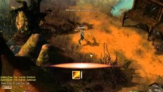 Drakensang: Level 1 to 4 in 10 min as ranger.