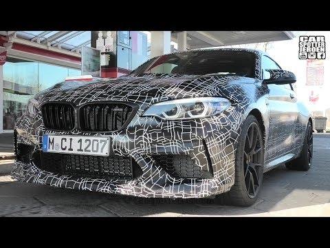 BMW M2 CS Driving around the Nurburgring!!! Closeups & Engine Sound!