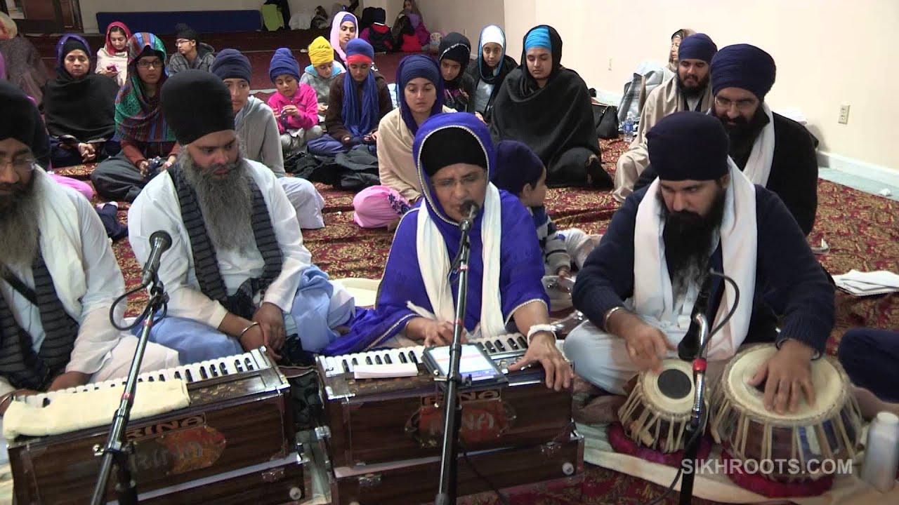 Bibi Harpal Kaur - Naam Simran - Akhand Jaap California 2015