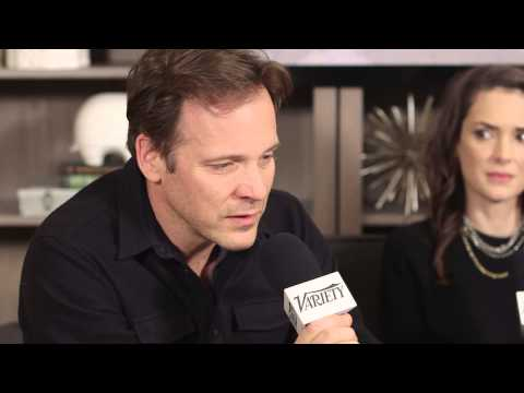 Peter Sarsgaard Says 'Experimenter' Is 'Like a Box of Mirrors'