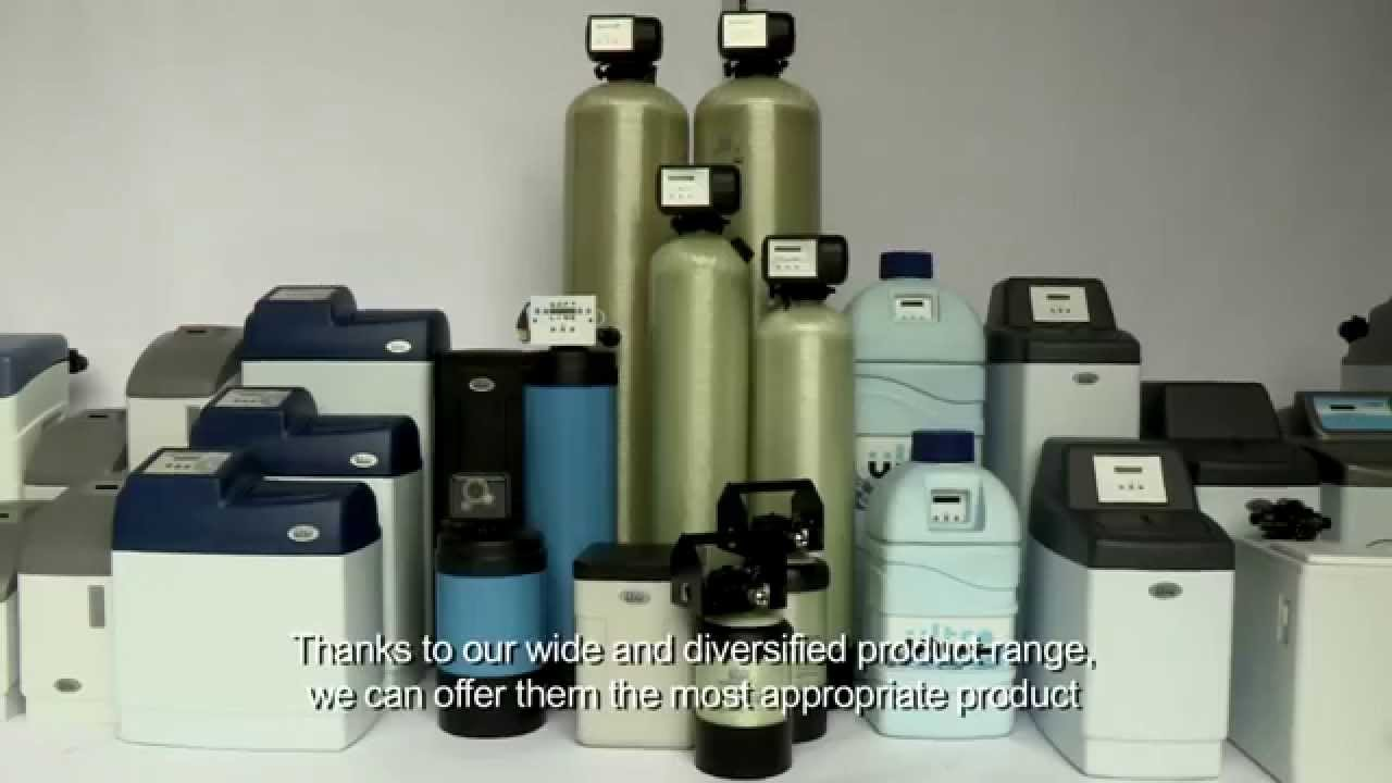 Erie water treatment: Company Movie (English)