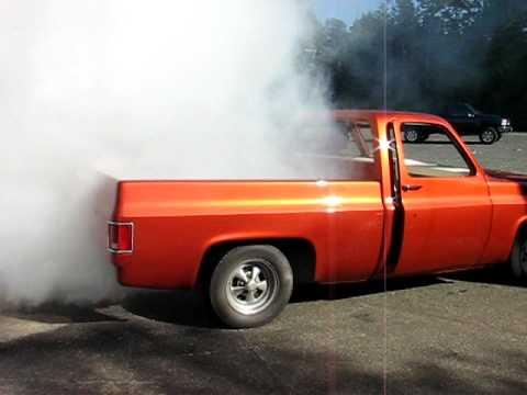83 C10 Big Block Candy Orange Chevy Low Rider ...