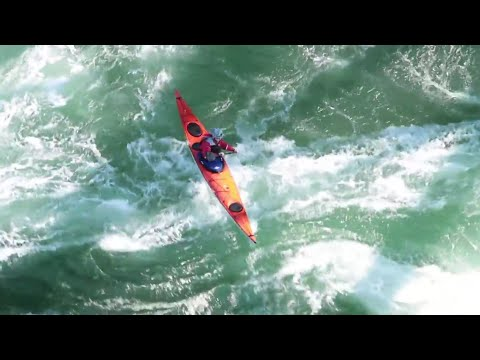 Sea Kayaking Tidal Currents in the San Juan Islands