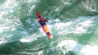 Sea Kayak - Sea Kayaking Tidal Currents in the San Juan Islands
