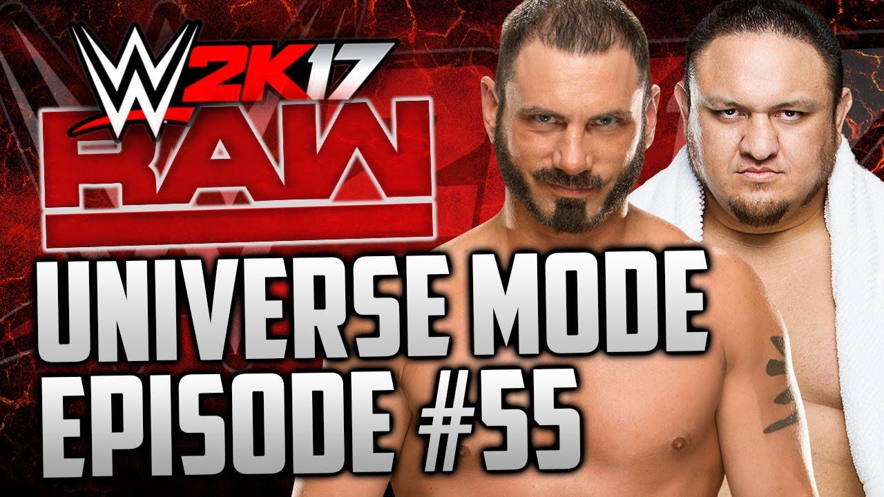 WWE 2k17 Universe Mode: #55 `Qualifiers Begin` (`WWE 2k17` `Universe Mode`  PS4/Xbox One)