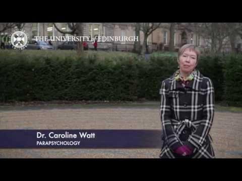Dr Caroline Watt: Research in a Nutshell