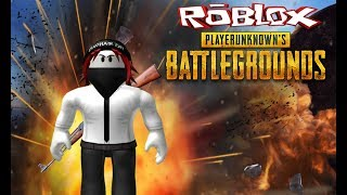 the Unknown Player Breslauer Battlegrounds Roblox: Oh God Games PUBG in Roblox.