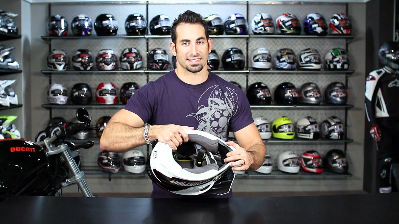 Scorpion VX-34 Spike Helmet Review at RevZilla com