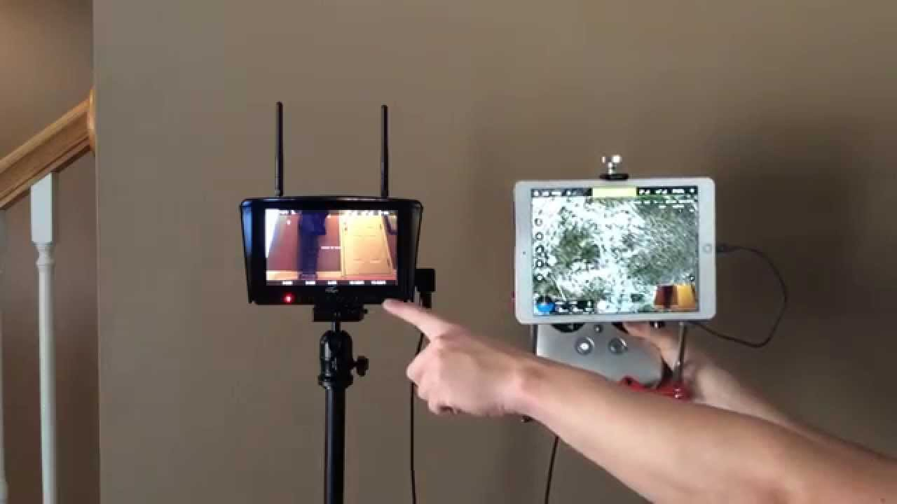 Dji Inspire 1 Hdmi Output From Rc Youtube