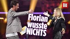 """Überraschung beim """"Schlagerbooom""""   Helene Fischer rührt Florian Silbereisen zu Tränen"""