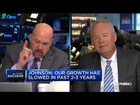 Starbucks CEO Kevin Johnson On The Company's Growth Plans