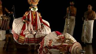 Kalyanasougandhikam in Kathakali Part 6, Invis Multimedia, DVD