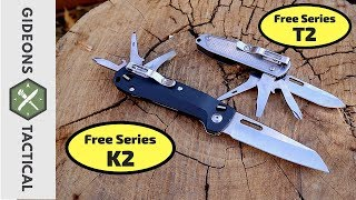 All You Need To Know Good Bad Leatherman Free T2 K2