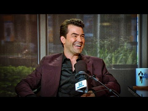 Actor Ron Livingston of DIRECTV's