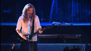 Megadeth [HD] A Tout Le Monde 2005 live