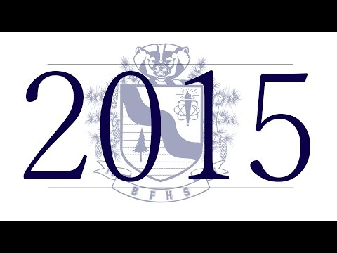 Seniors 2015  |  Bonners Ferry High School