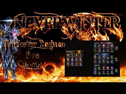 Neverwinter - Lvl 70 Trickster Rogue MI Sab/Scoundrel PVE Build Update