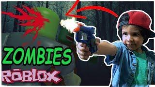 Project Lazarus Zombies | Juegos roblox 2019 | Roblox Zombie