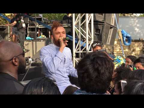 Jidenna - THE LET OUT (Live March 17th SXSW 2017 @ Pitchfork Party) Austin,Tx