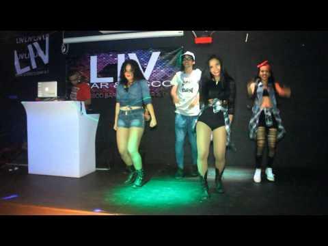 LIV PRESENTA DJ ANDY, DJ RAMSES, DJ CATANO, JC FUNG, THE TROOP 507