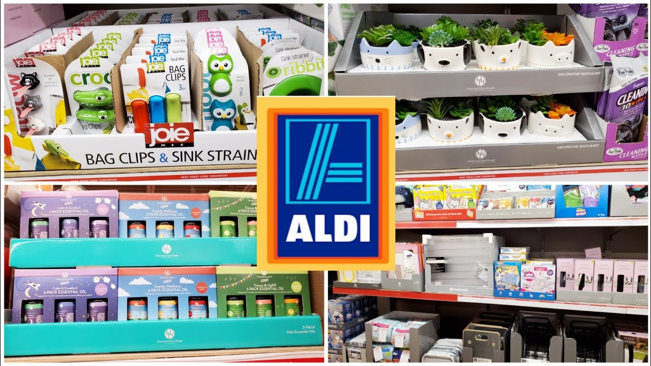 Download ALDI * IN STORE SHOP WITH ME FOR NEW ITEMS!