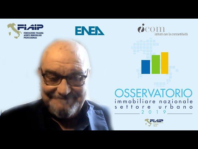 Andamento mercato immobiliare e prospettive 2020: Intervista a Mario Condò de Satriano (FIAIP)