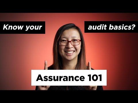 Do you know your assurance basics?
