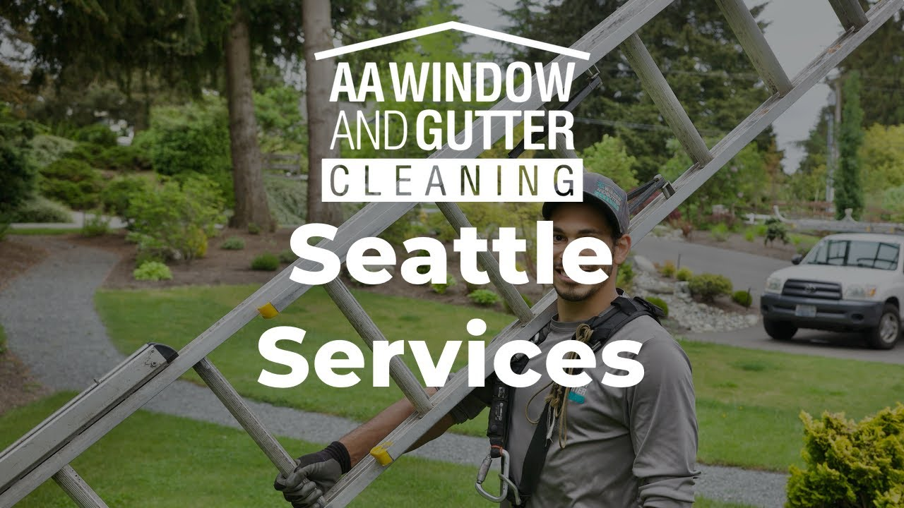 Cleaning For Real Estate Agents In The Seattle And Portland Areas Aa Window And Gutter Cleaning