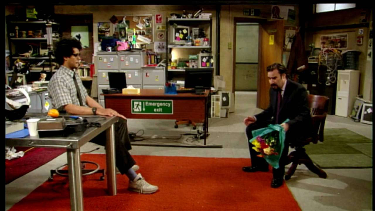 Top 10 classic IT Crowd moments: from Countdown to the