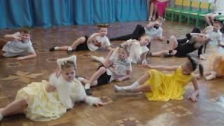 Кошки и коты / весенний утренник / детский танец