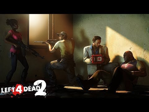 Left 4 Dead 2 Expert Special Delivery Mutation Dark Carnival