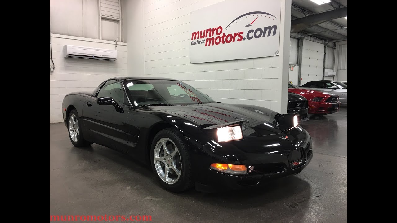 2003 Chevrolet Corvette Convertible Sold Sold Sold 6 Speed