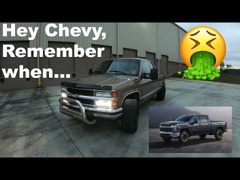 2020 Chevy Silverado HD: Truck Talk