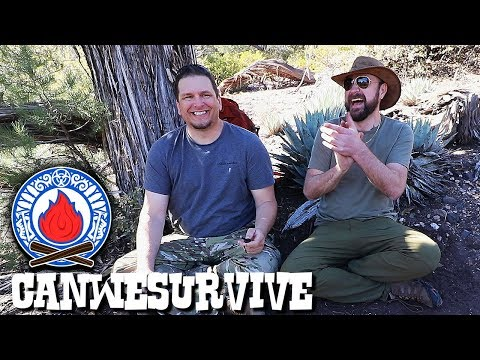 Learning Survival Fire Starting Techniques