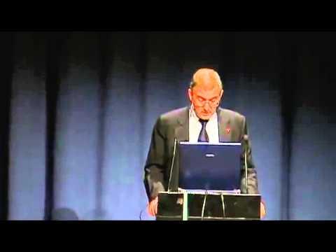 Conferencia del Dr. Alberto Marti Bosch sobre salud, alimentación, enfermedades y cáncer
