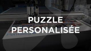 Impression et découpe de Puzzle personnalisé - Easyflyer