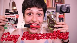 May Favourites! 💋🍖🎟