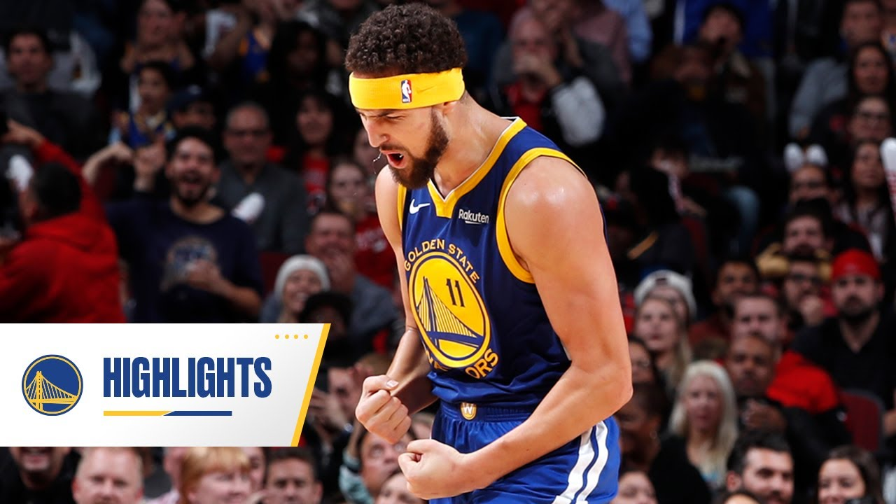 Download Six Times Klay Thompson Broke The Game of Basketball