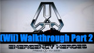 Emergency Heroes (Wii) Walkthrough Part 2 [1080pᴴᴰ]
