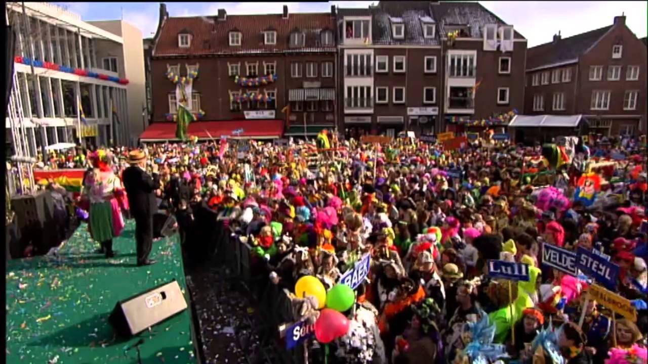 Wiel Vestjens - H. de Boer - Venloosche Carnaval Schlagers no. 10