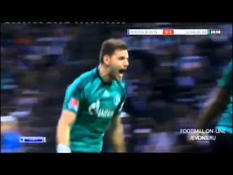 Hertha BSC 0-2 Schalke 04 11.2.2013 Full Game Highlights
