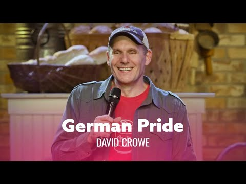 Germans Are Arrogant. David Crowe - Full Special