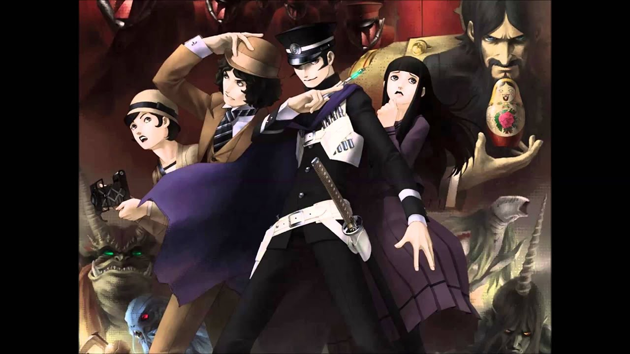 Image result for raidou kuzunoha