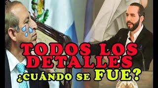 SE CONFIRMA Sigfrido Reyes huyó del país hay 10 CAPTURAD0S