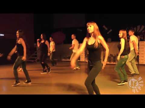 Видео, Сказочная бачата  Бачата  в Красноярске на дне рождения ТК Чердак