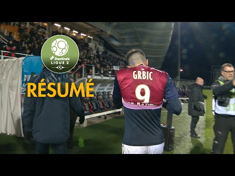 Clermont Sochaux Goals And Highlights