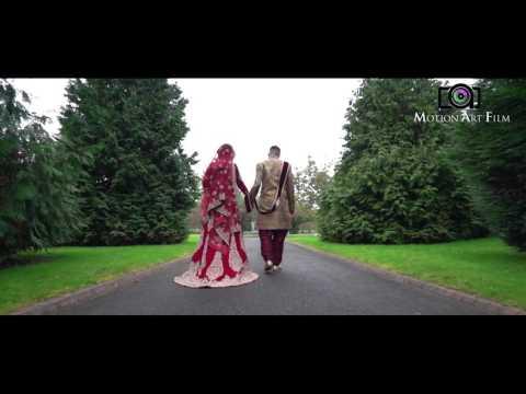 Bengali Wedding Highlights | City Hall Cardiff