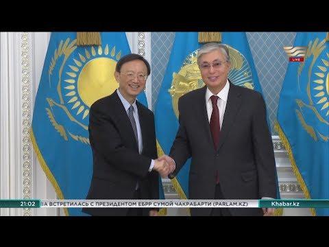 Казахстан высоко оценил усилия Китая по сдерживанию эпидемии коронавируса